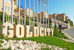 Goldcity - 2 bed apartment