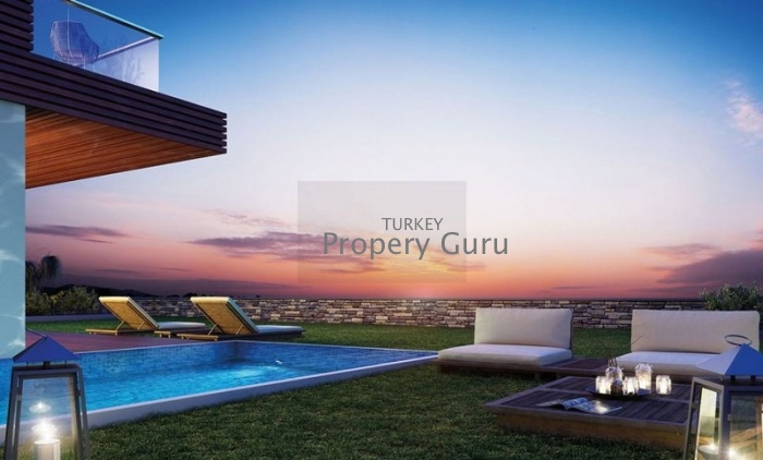 villa for sale in urla - Izmir