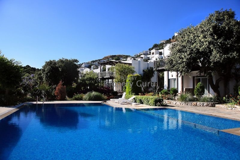 3 Bed Resort Bungalow for Sale in Bodrum