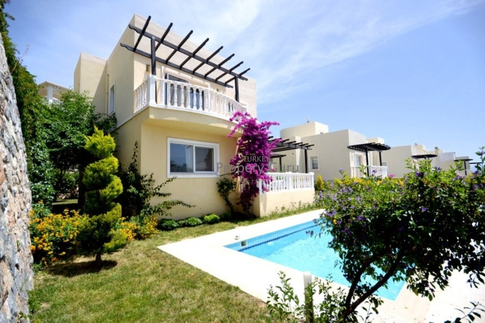 Bodrum Resort Villa with Private Pool for sale