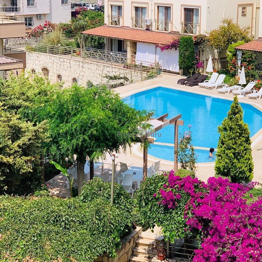 Kusadasi Marina 3 Bed Duplex Apartment for Sale