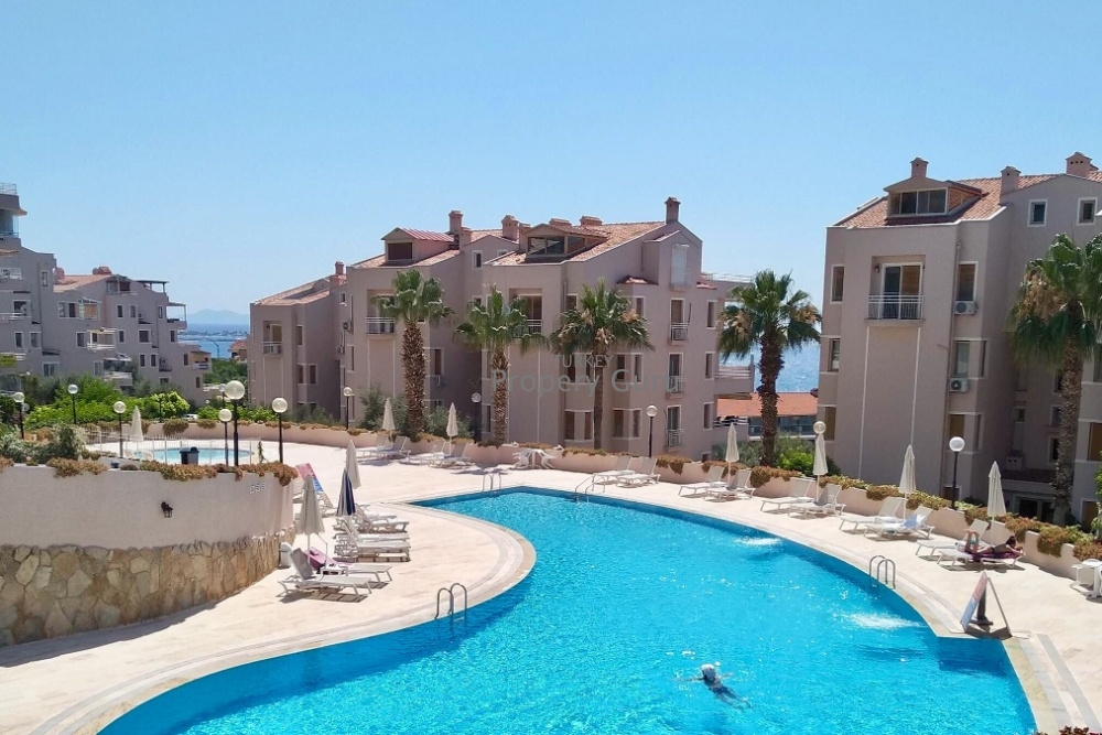 3 Bed Sea View Apartment for sale in Akyar Residence in Kusadasi