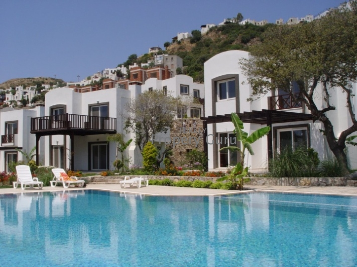 Apartment by the Sea in Bodrum for Sale