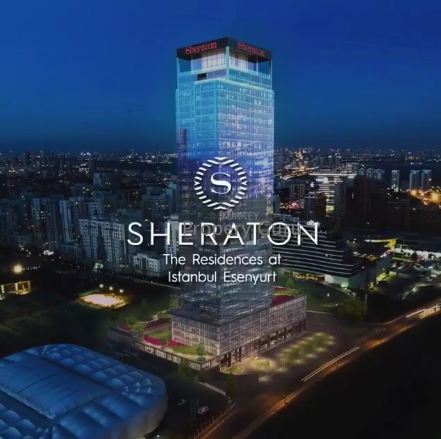 Sheraton Istanbul hotel room investment