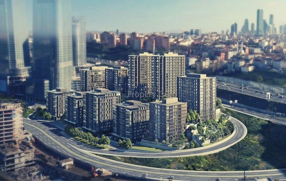 Istanbul Luxury Property for Sale in Maslak, Istanbul