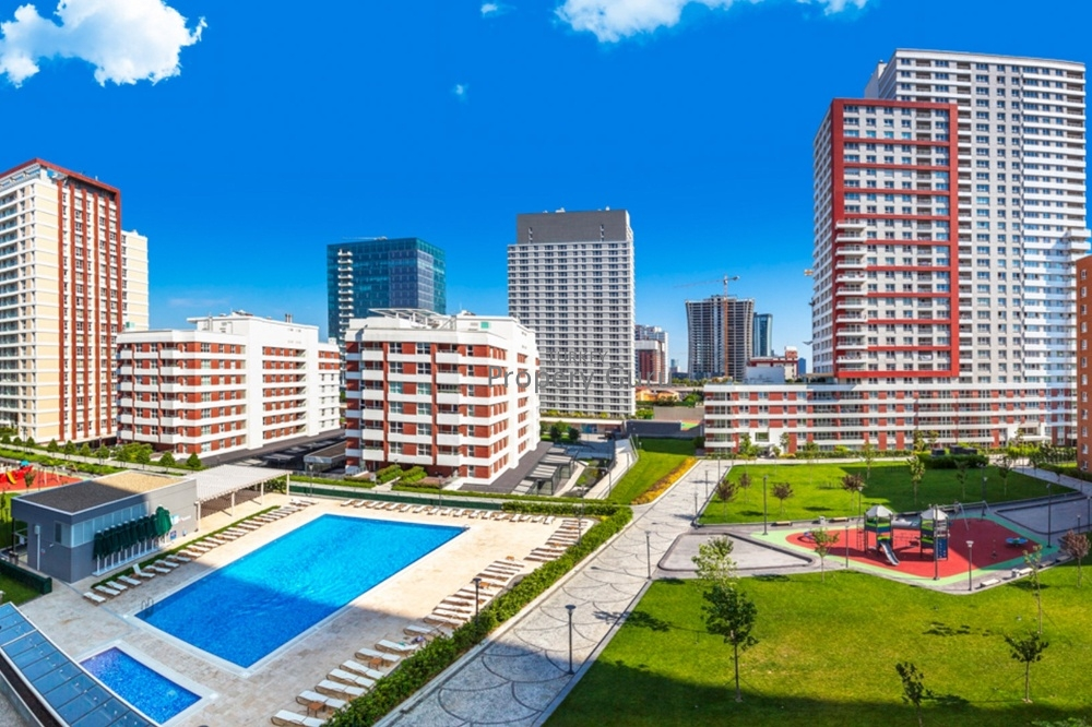 Property for Sale in Istanbul with 8% Guaranteed Rental
