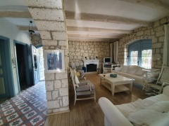 stone house in cesme for sale