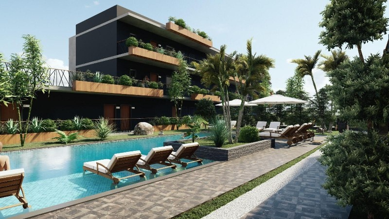 Off-plan Luxury Sea View Apartments in Cesme