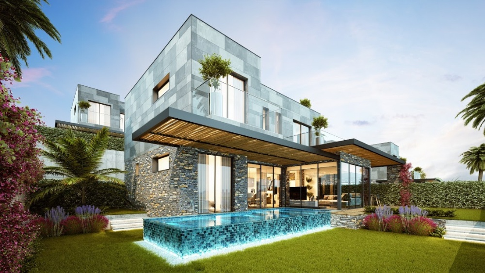 Pasha Luxury Villas in Kusadasi for Sale