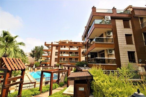 Trendy Marina Residence in Kusadasi Apartment for Sale